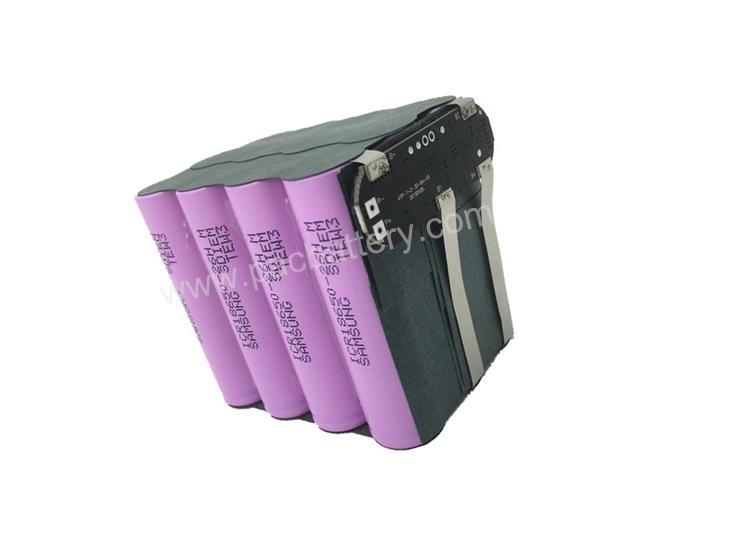 rechargeable batteries 11.1V 7800mAh lithium ion battery pack for metal detector