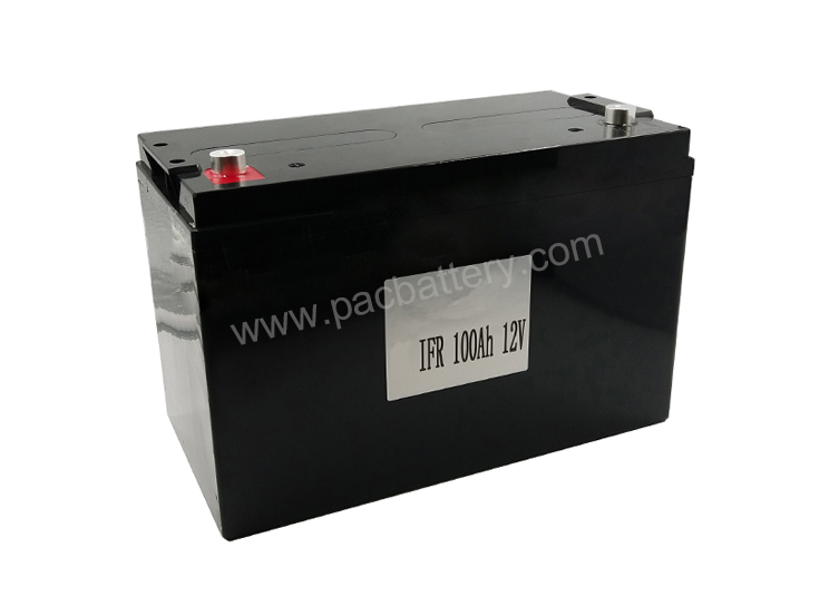26650 4S30P 12V 100Ah Deep Cycle solar battery