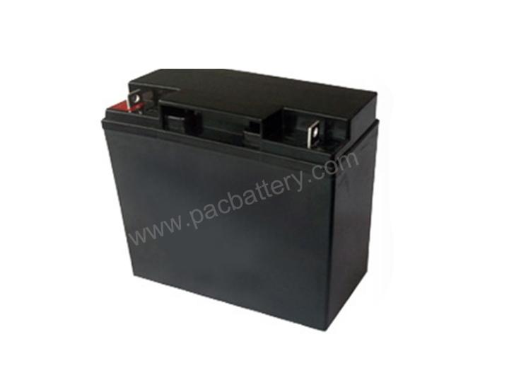 cycle profond batterie rechargeable 12v 10ah LiFePO4 pour le système solaire de LED