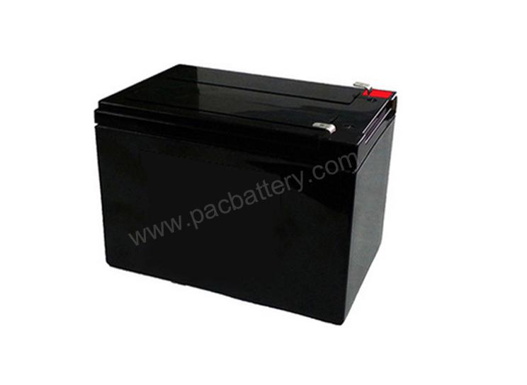 batterie de remplacement SLA, batterie LiFePO4 12V 12Ah