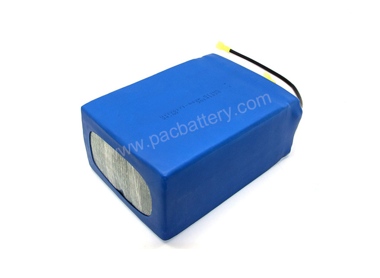 High quality 24V 25Ah Li ion battery pack, by 18650 cells, for ebik, electric scooter