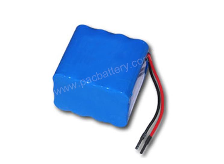 POS batterie de la machine 18650 2S2P 7.4V 4400mAh