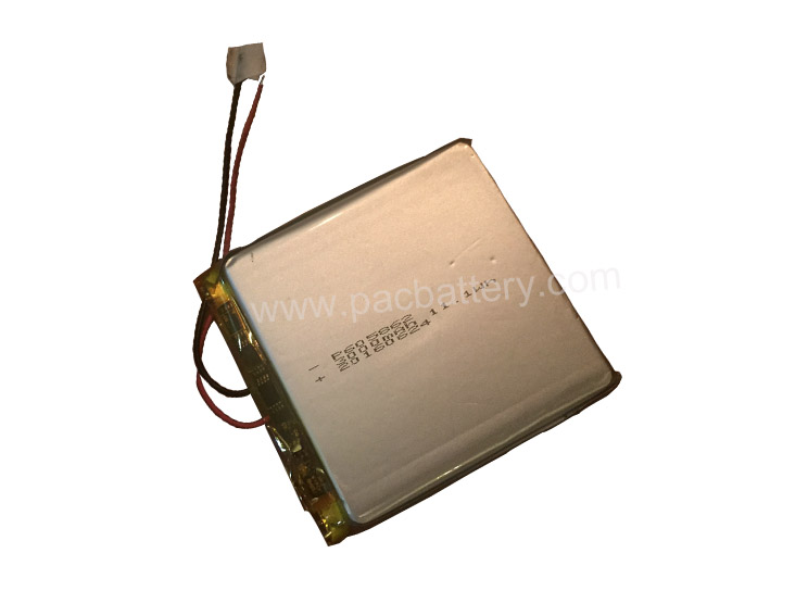 605862 3000mAh 3.7V 11.1Wh LiPo Battery with PCM