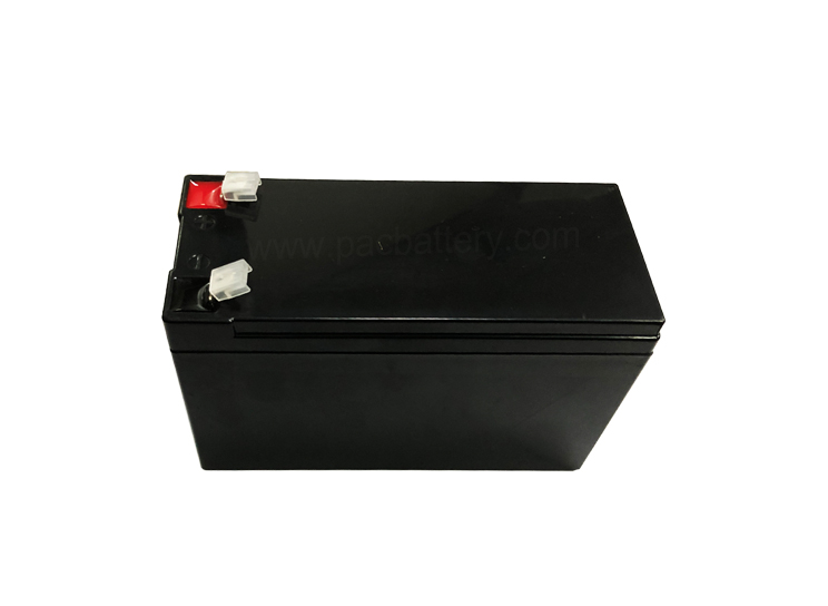 12v 18650 emballer 4s5p 7.5Ah batterie LiFePO4 pour l'éclairage LED