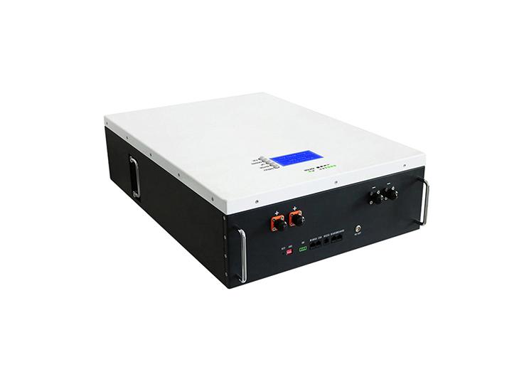 6000 cycles LiFePO4 batterie lithium-ion 5kWh pour système de stockage d'énergie domestique