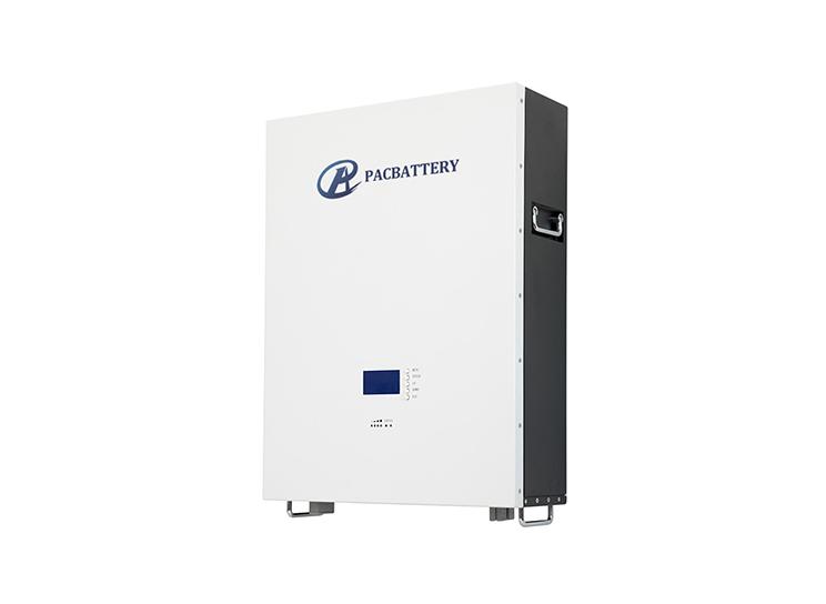 Batterie LiFePO4 de stockage à domicile de qualité supérieure PAC 48V 7kWh pour système d'alimentation solaire