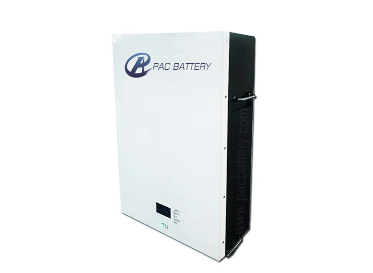6000 cycles lithium battery pack 5kWh for home energy storage system