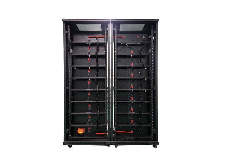 108kWh batterie haute tension 360V lithium LiFePO4 300Ah pour le système de sauvegarde des télécommunications