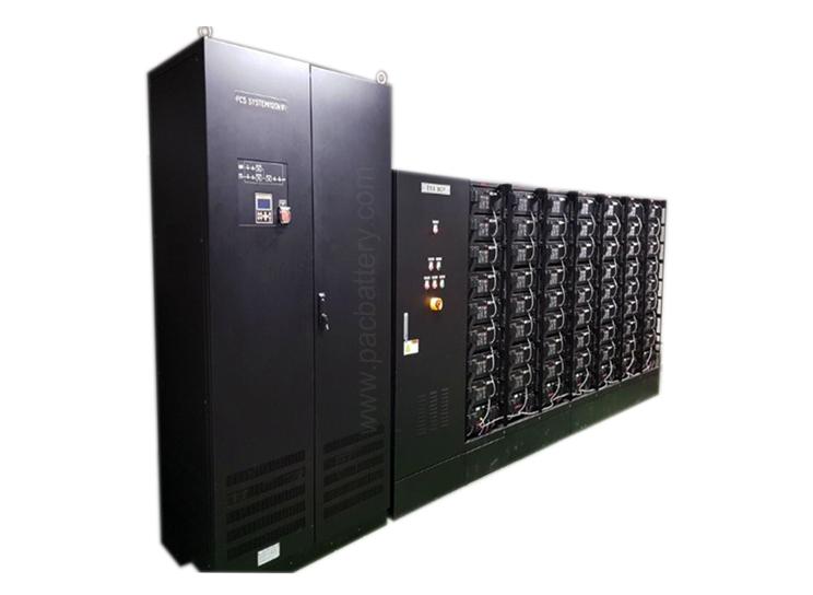 Grand rack de puissance module de batterie LiFePO4 28.8kwh Industrial ESS 720V 40Ah