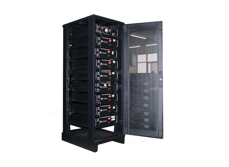 384V 50AH High efficiency commercial ESS lithium battery pack for 100kw solar system