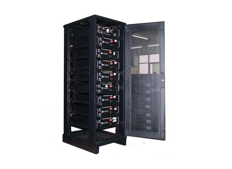 384ESS comercial batería de litio 50AH V de alta eficiencia para el sistema solar de 100 kW