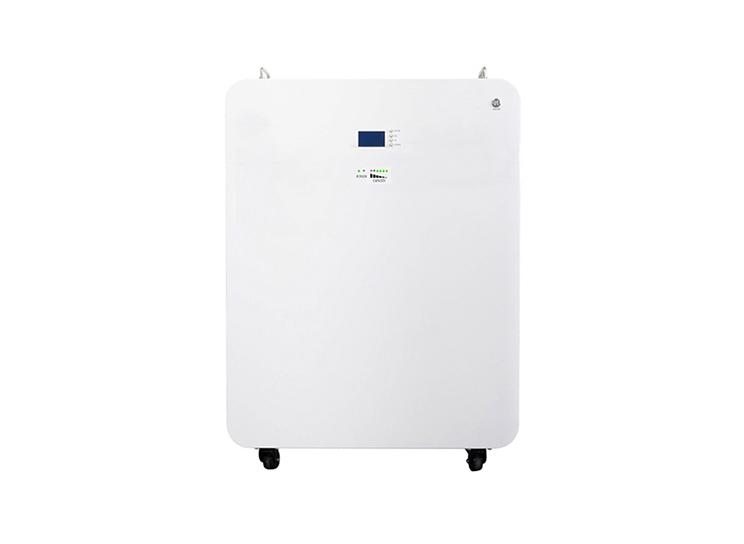 Batería de almacenamiento para el hogar 20 kWh tipo de soporte de rueda de respaldo solar