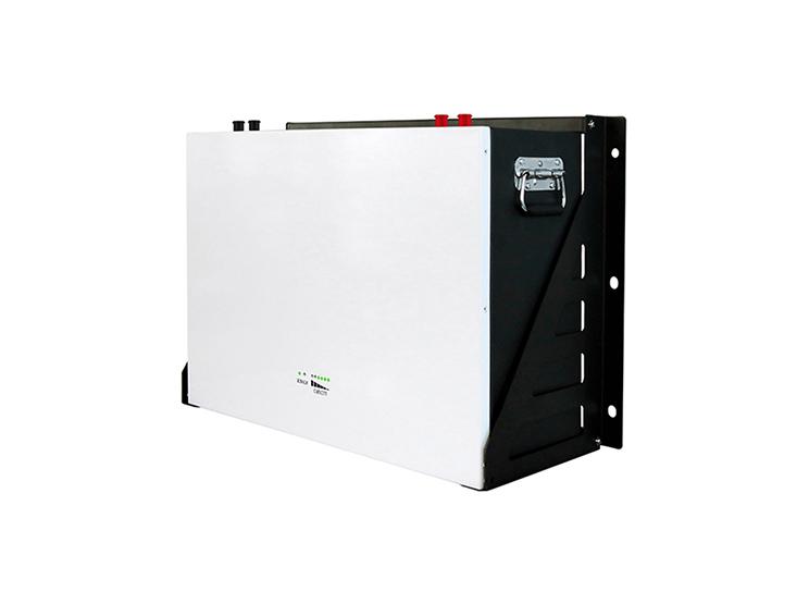Batterie solaire 24v batteries lithium-ion à décharge profonde 100Ah 200Ah 300Ah 400Ah murale