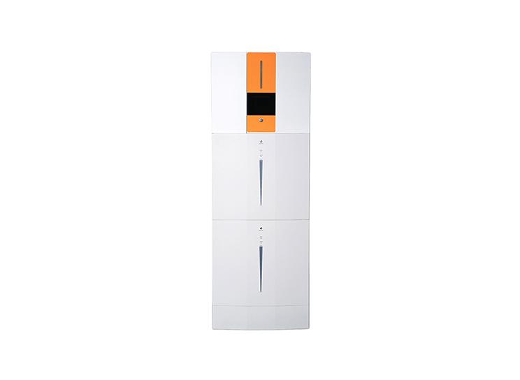Batería de litio para baterías de iones de litio de respaldo para el hogar del sistema solar 15.8kwh todo en uno 5kW