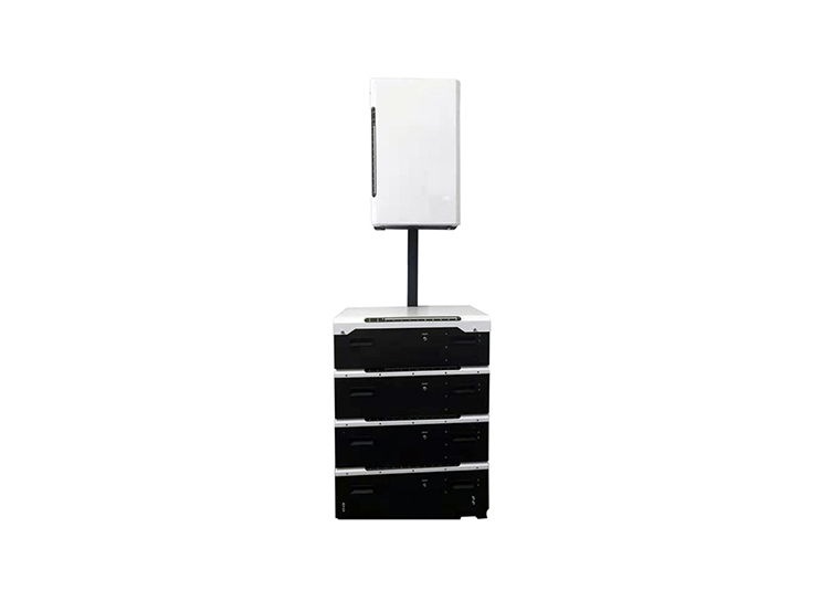 Stackable lithium storage battery 20kw solar charging system 10kwh module wall mounted