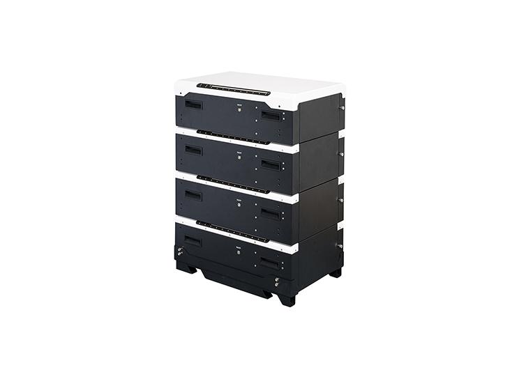 Batería de almacenamiento para el hogar para sistema solar 10kwh 20 baterías de litio de pared apilables kwh 30kwh 40kwh